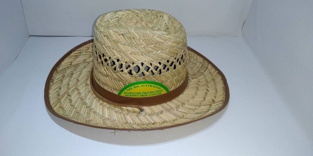 f348ede9 Vintage Sunhat Cowboy Western Felt Men Cap Gambler Wide Brim Leather Band  Wool #fashion #clothing #shoes #accessories #mensaccessories #hats (ebay  link)