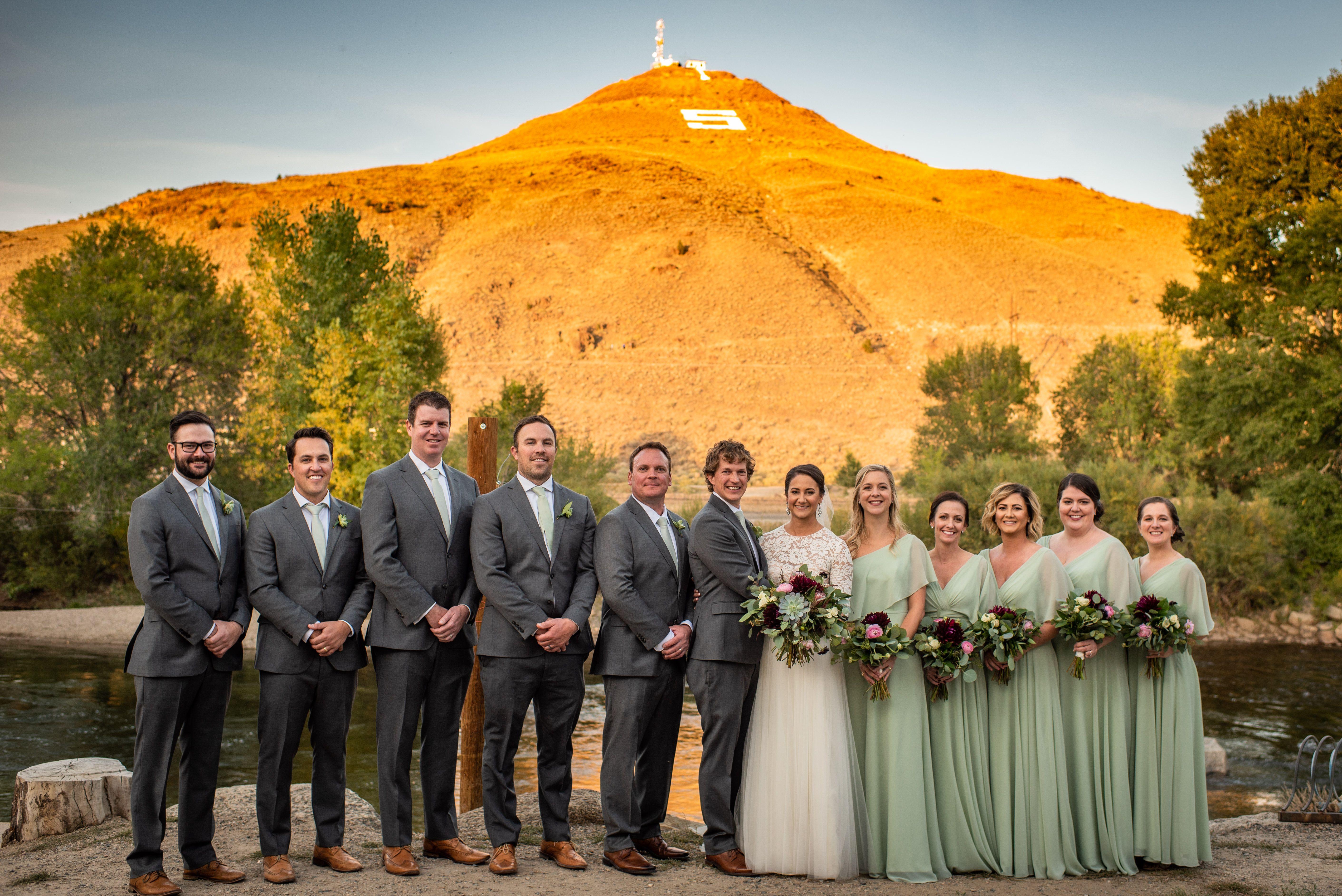 Colorado Destination Wedding | SteamPlant Event Center