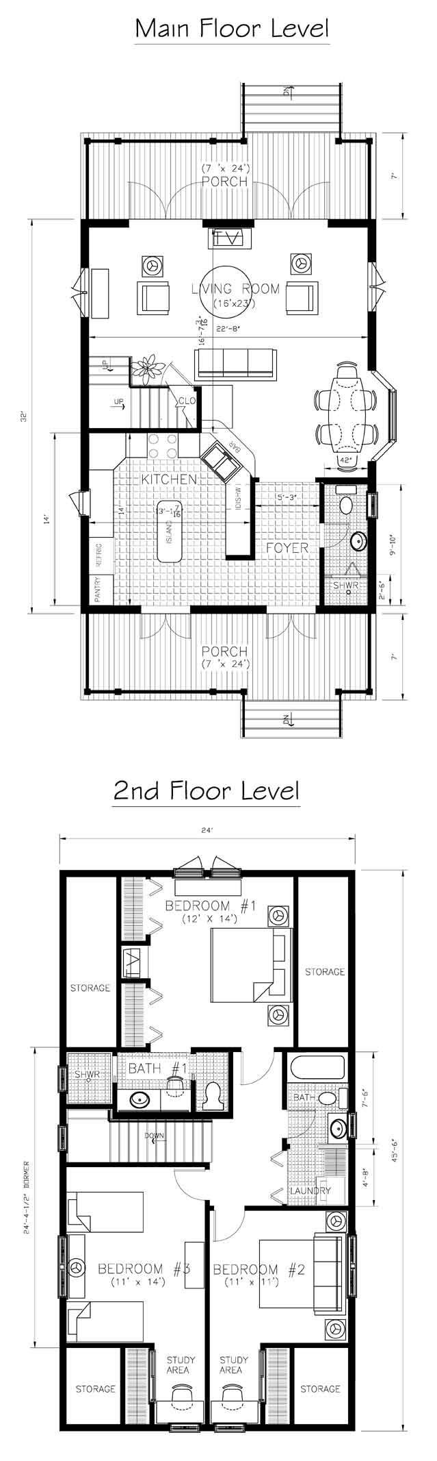 3 master bedroom house plans  FlrPln House Cottage Plans  Floor Plans  Pinterest  House