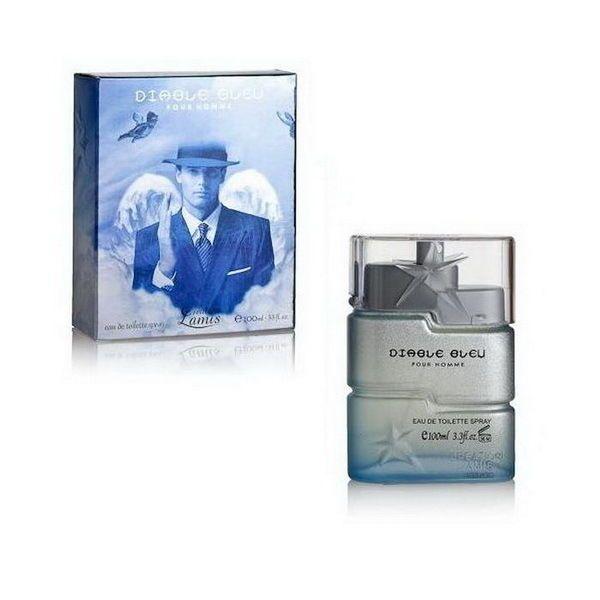 parfum diable bleu pour homme 100ml neuf | Parfum, Parfum