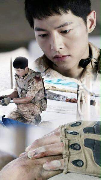 Descendants Of The Sun OfThe SunSong Joong KiWallpaperDream