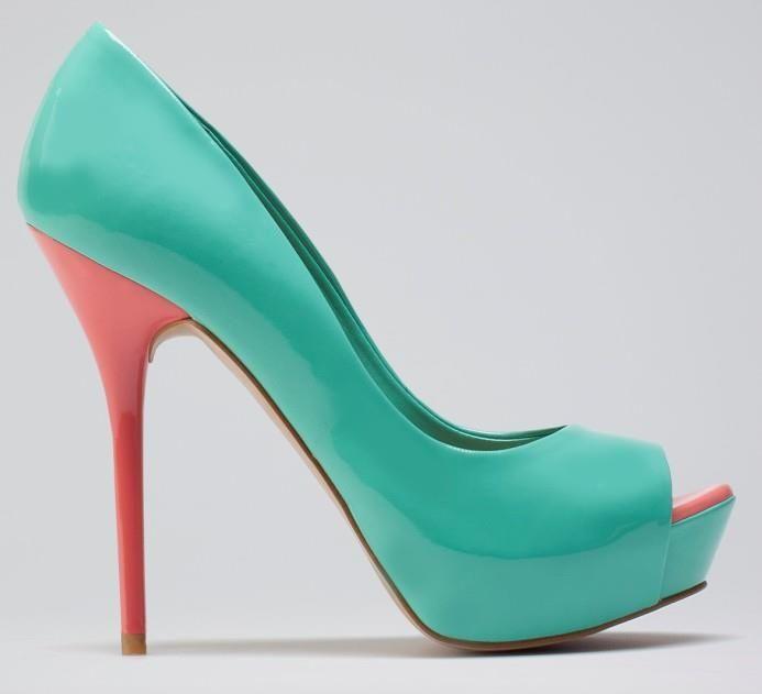 zapato-mujer-bershka-verde