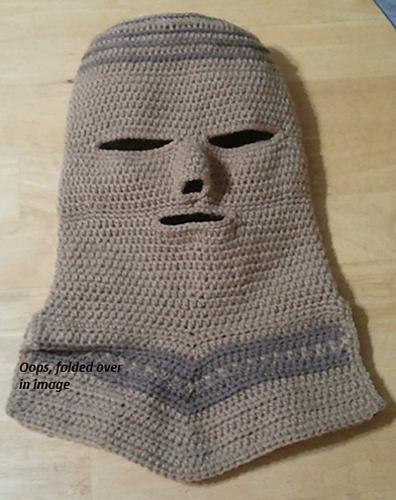 Ravelry Crocheted Balaclava Pattern By Lori Anne Ketola