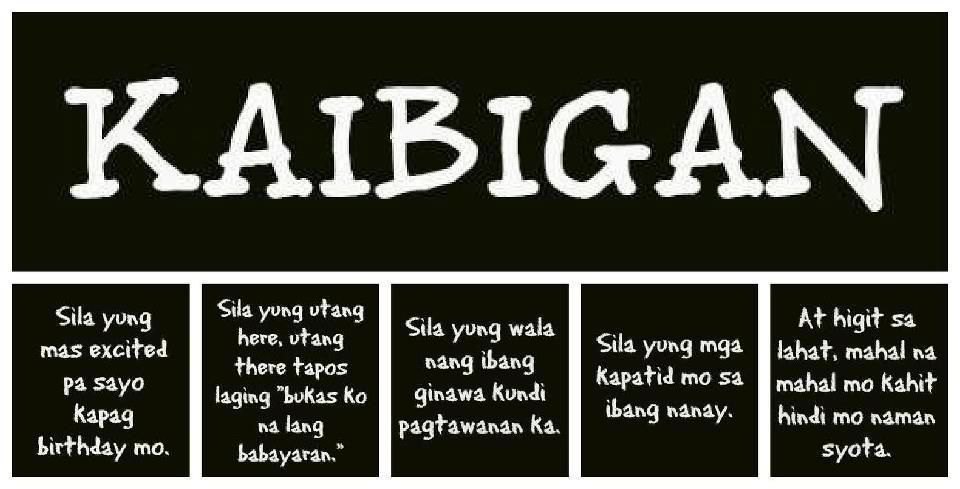 Kaibiganquotestagalog All About FRIENDSHIP Pinterest Quotes Classy Quotes About Friendship Tagalog