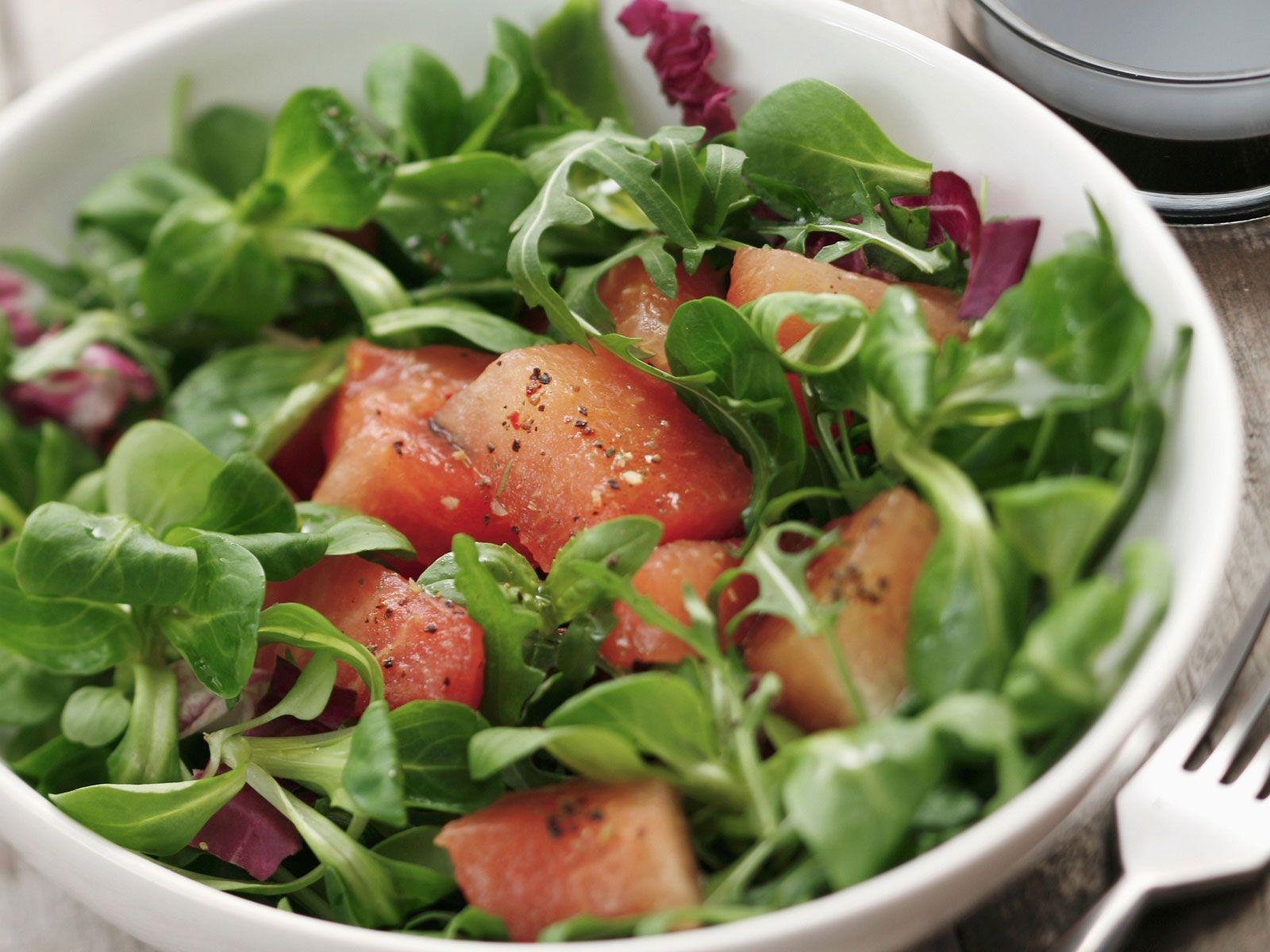 18++ Gruene salate zum grillen 2021 ideen
