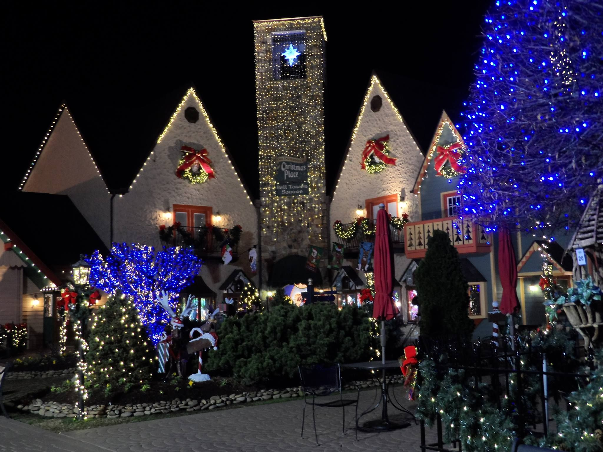 Christmas Place In Pigeon Forge, TN!