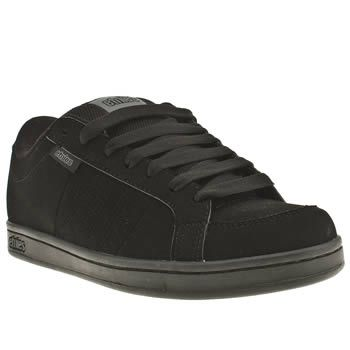 Black Etnies Kingpin at Schuh