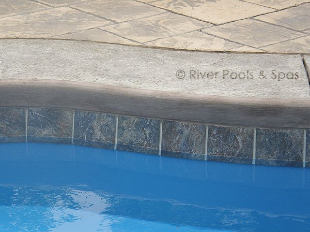 Waterline Pool Tile Ideas nautilus crystal glass waterline tile the pool tile company swimming pools Pool Tile 6x6 Google Search