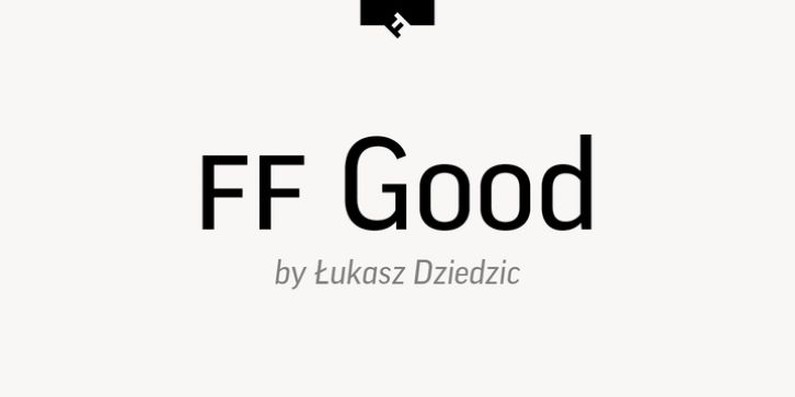 FF Good Pro® font download | Fonts in 2019 | Cool fonts