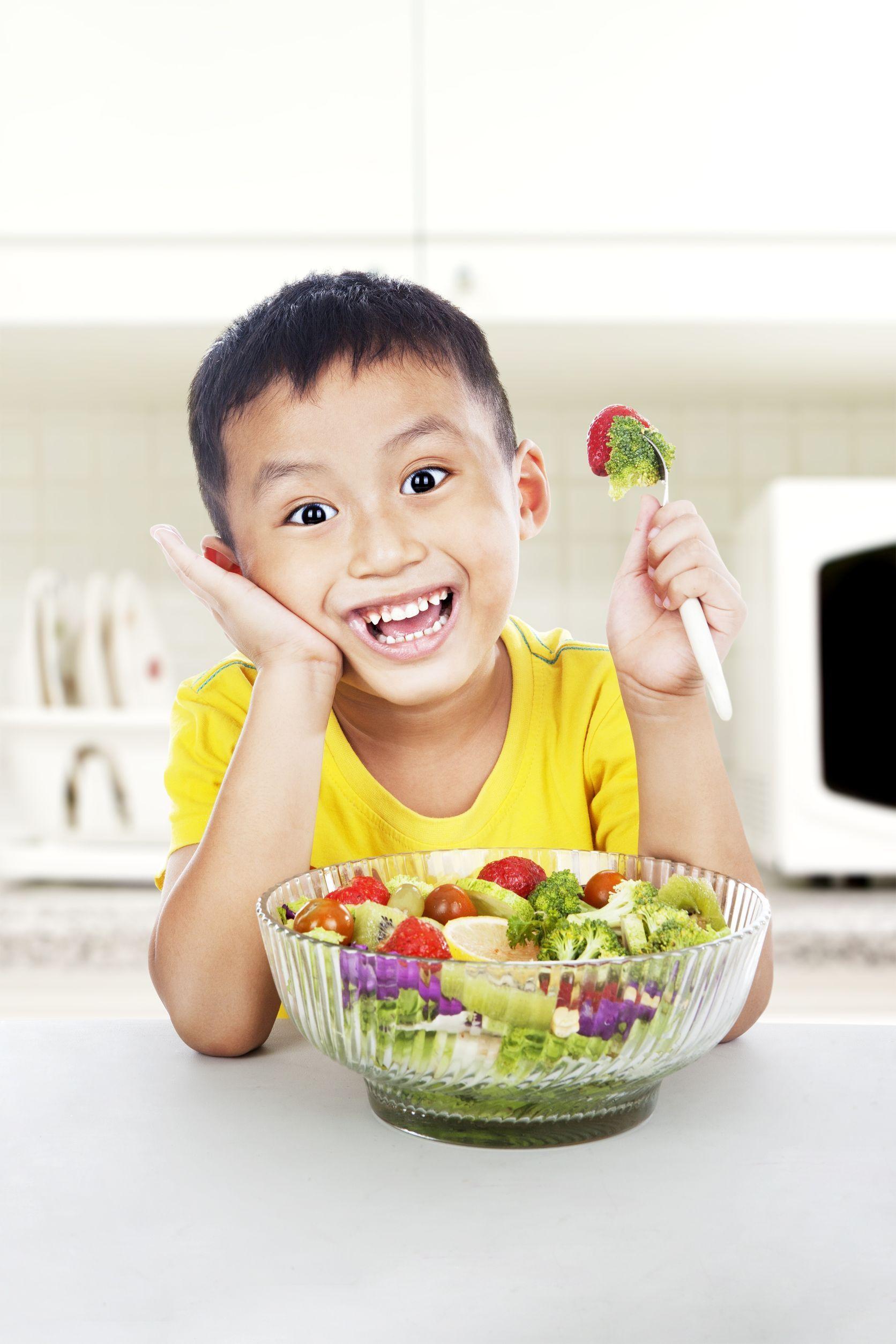 Pilihlah Kebaikan Nutrisi Sehat Balita Untuk Tumbuh Kembangnya