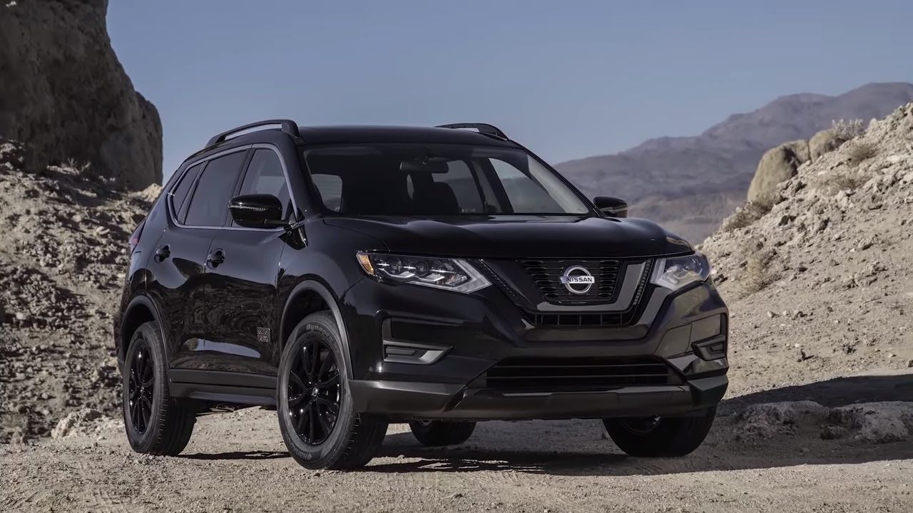 Pin by WMEDIATV on 2017 NISSAN Rogue Limited Edition