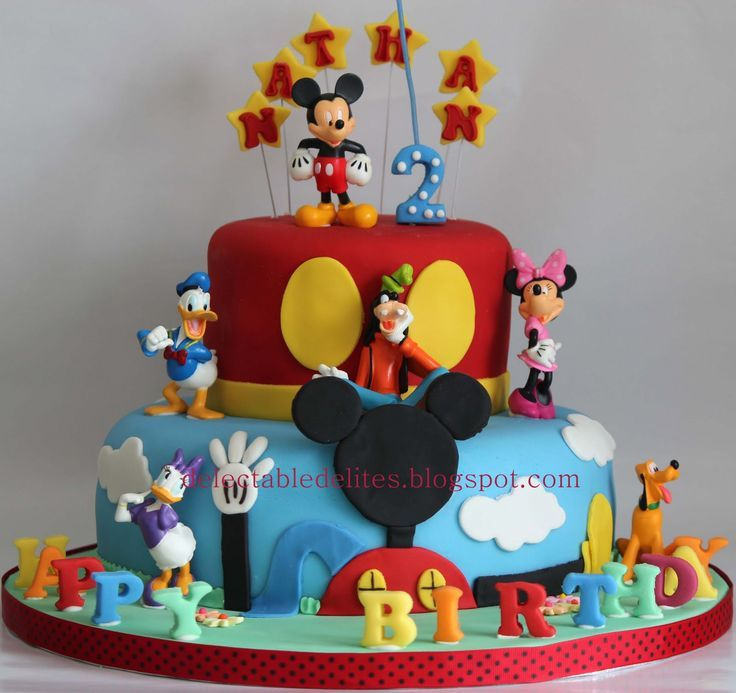 mickey mouse cake Google Search Abby Pinterest Mickey mouse