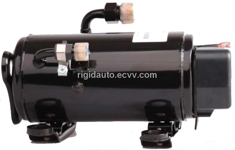 12v dc compressor for auto air conditioner hb075z12 from