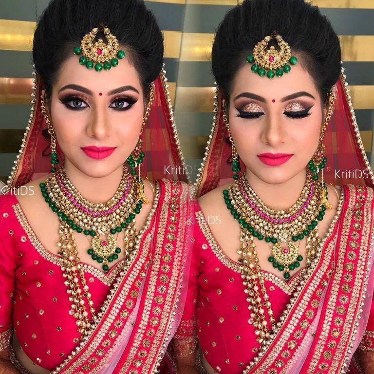 Best Bridal Makeup Artist In Delhi Top Bridal Makeup Artist In Delhi Wedding Makeup Artist In Delhi B Best Bridal Makeup Bridal Makeup Indian Wedding Makeup