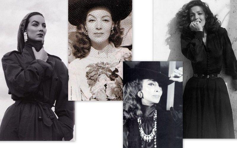 Maria Felix Jewelry | Maria Felix by loridenae featuring Yves Saint Laurent jewelry