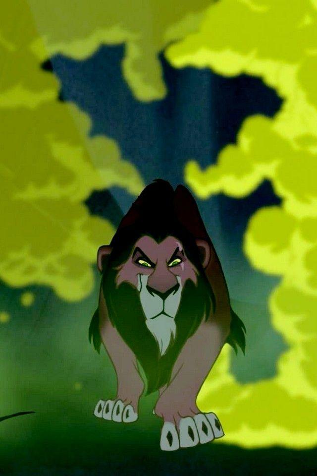 Scar Lion King Disney Iphone Wallpaper