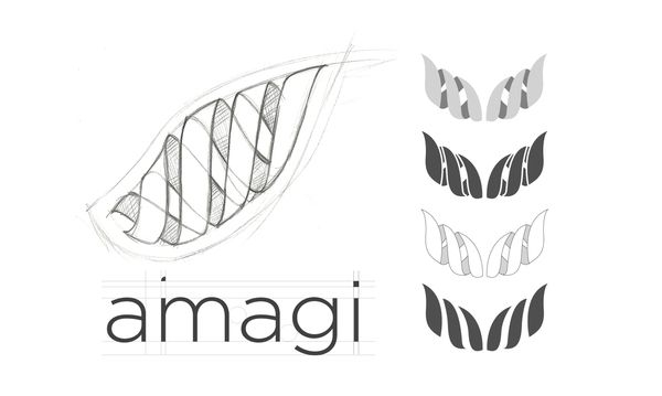 Amagi by Marco Suárez Moncayo, via Behance
