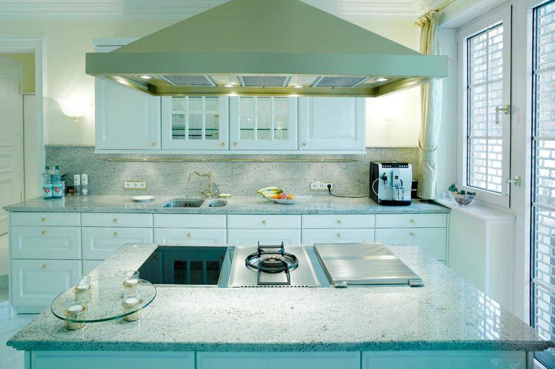 Eine Arbeitsplatte aus Naturstein ist ein Highlight für Ihre Küche - arbeitsplatte für die küche