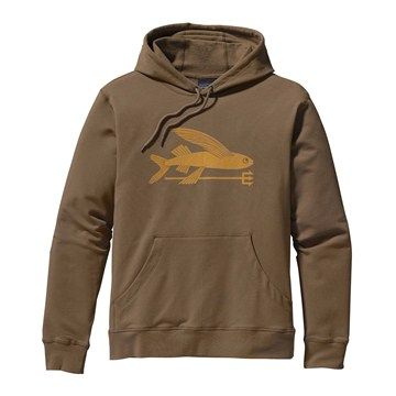 Patagonia Mens Hooded Monk Sweatshirt Jackets