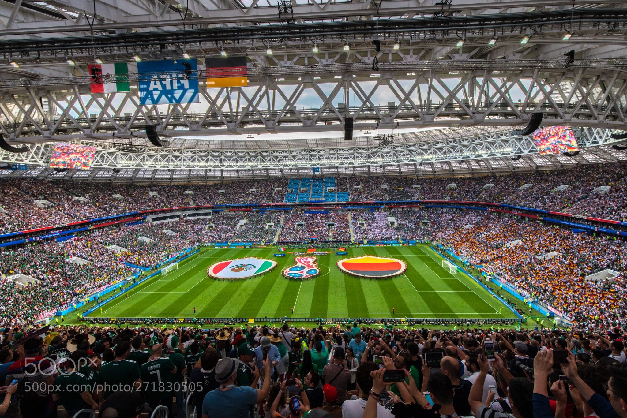 Germany Vs Mexico At Luzhniki Stadium In Moscow On June 17 During The 2018 Fifa World Cup Russia Mexico Won The Game 1 0 Germany Vs Fifa World Cup World Cup