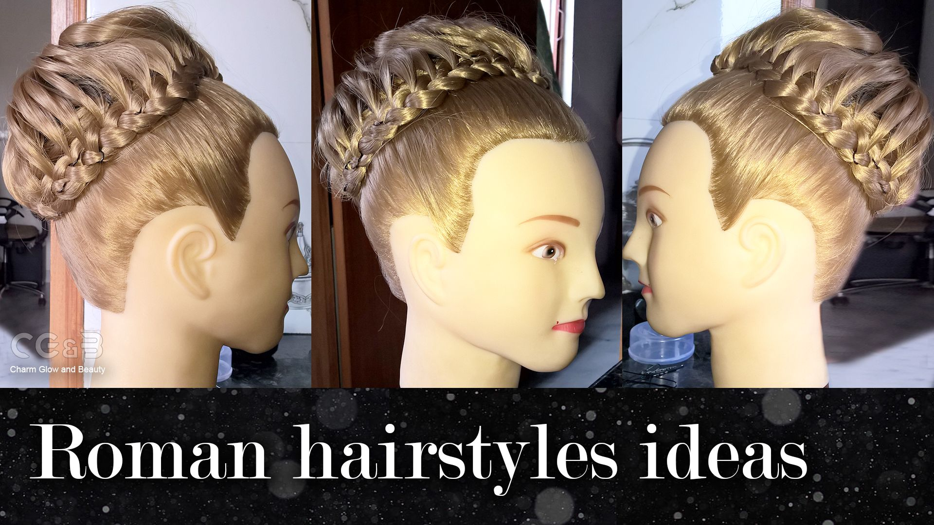 Old Roman Era Women Hairstyle - Hair styles in Ancient Rome