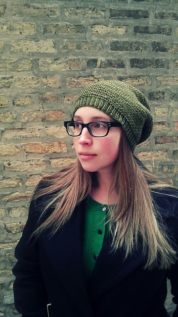 Oops I Did It Again The Grasshopper Another Slouchy Hat Pattern