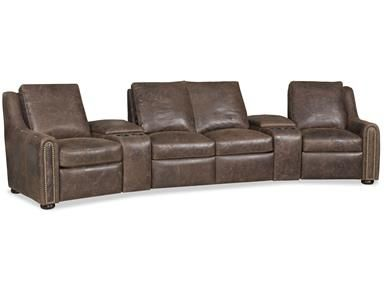 Bradington Young Sectionals 925 Reeves Sectional Living Room