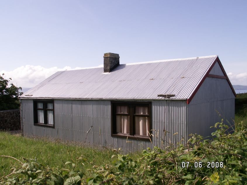 Corrugated Iron Sheet Houses Google Search Shed Cladding Tin House Steel Barns