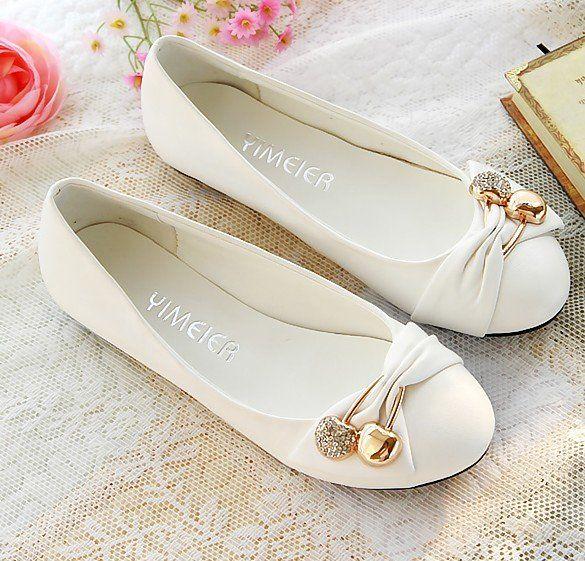 4c894f6a53d48f Lady flat shoes