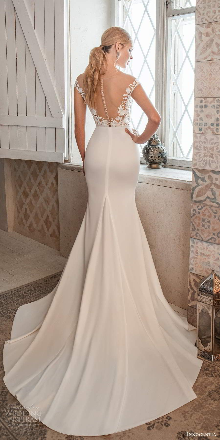 "Innocentia 2021 Wedding Dresses — ""Casablanca"" Bridal"