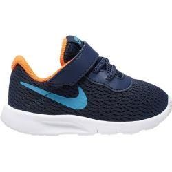 Photo of Nike Kinder Baby Sneaker Tanjun (tdv) Kleinkind, Größe 23 ½ In Midnight Navy / Laser Blue-Hyper, Größe 2