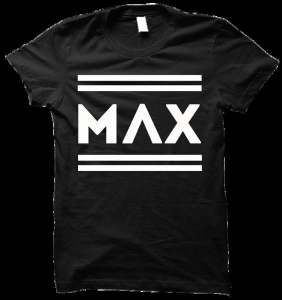 MAX Name Stripe Tee