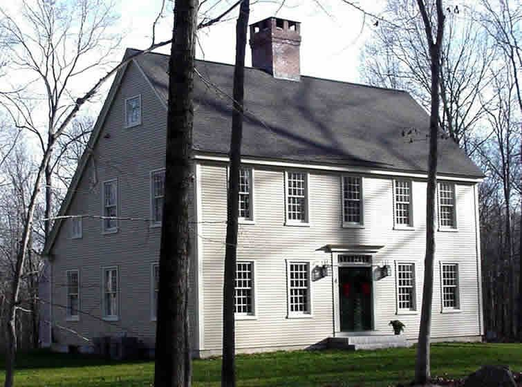 Classic Colonial Homes, Gray And Essex Green