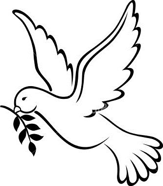 Dove Coloring Pages Coloring Pages Bird Coloring Pages Animal