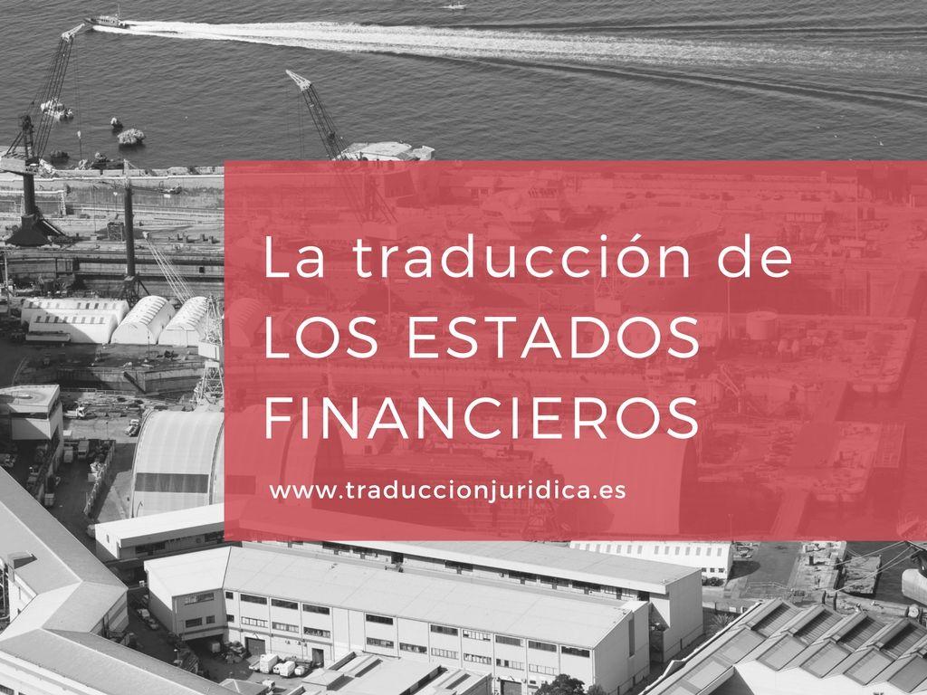 """Aprende sobre la traducción de los estados financieros y consigue gratuitamente nuestra """"Guía de legislación mercantil para traductores"""" aquí."""
