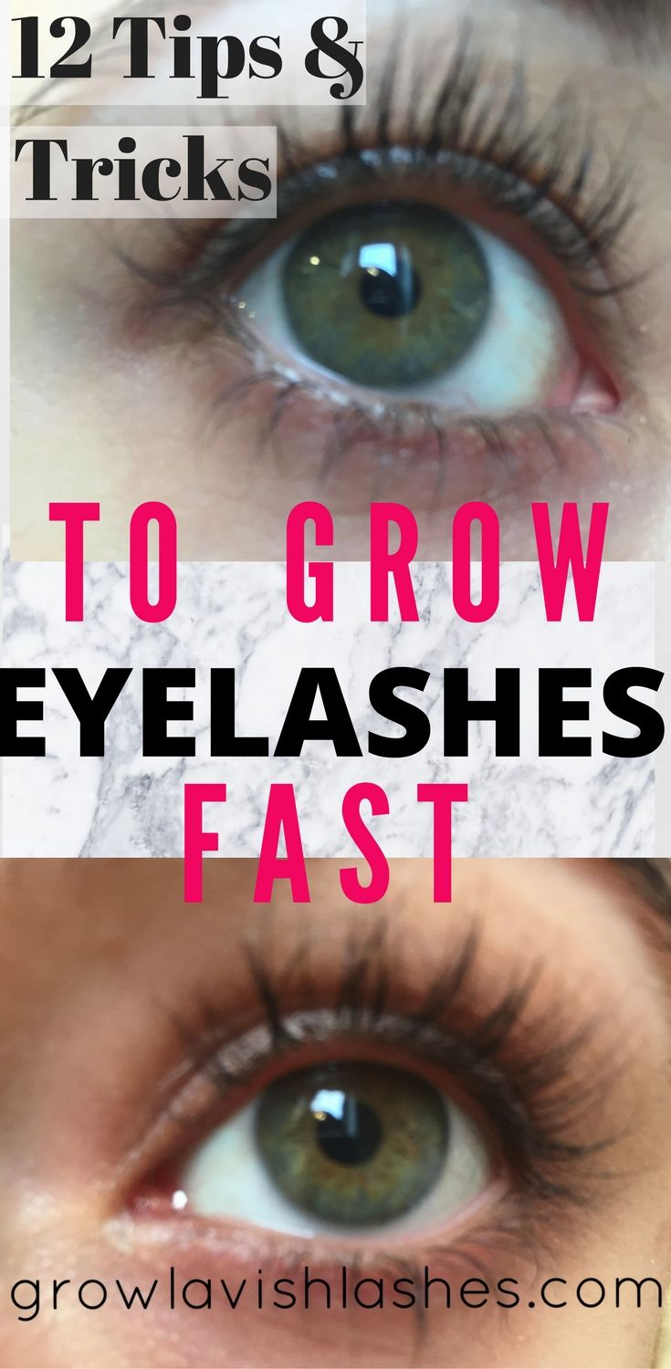 Long Eyelash Growth 12 Tips And Tricks To Grow Long Lashes Fast