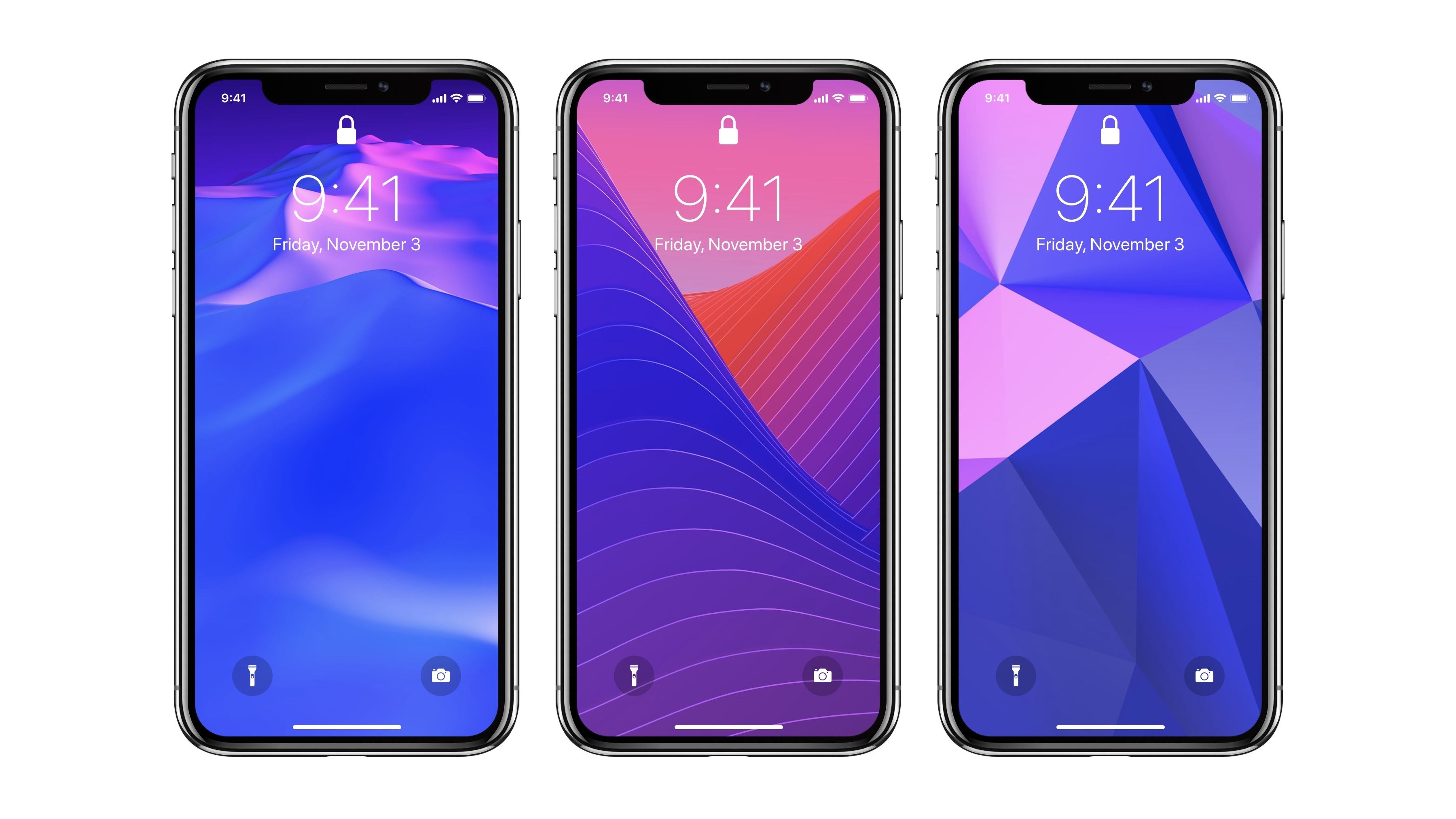 High Resolution Wallpapers For Your Shiny New Iphone X Made In Cinema 4d Iphone Phone Best Wallpaper For Mobile