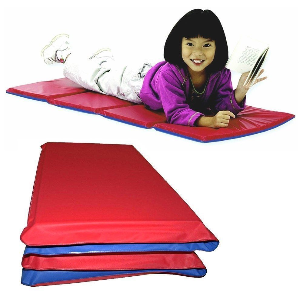 Daycare Supplies 116097 Kindermat Sleeping Exercise Rest Nap Mat Kids Camping School Daycare Preschool R Buy It Now Only 13 On Eb Nap Mat Nap Kinder Mat