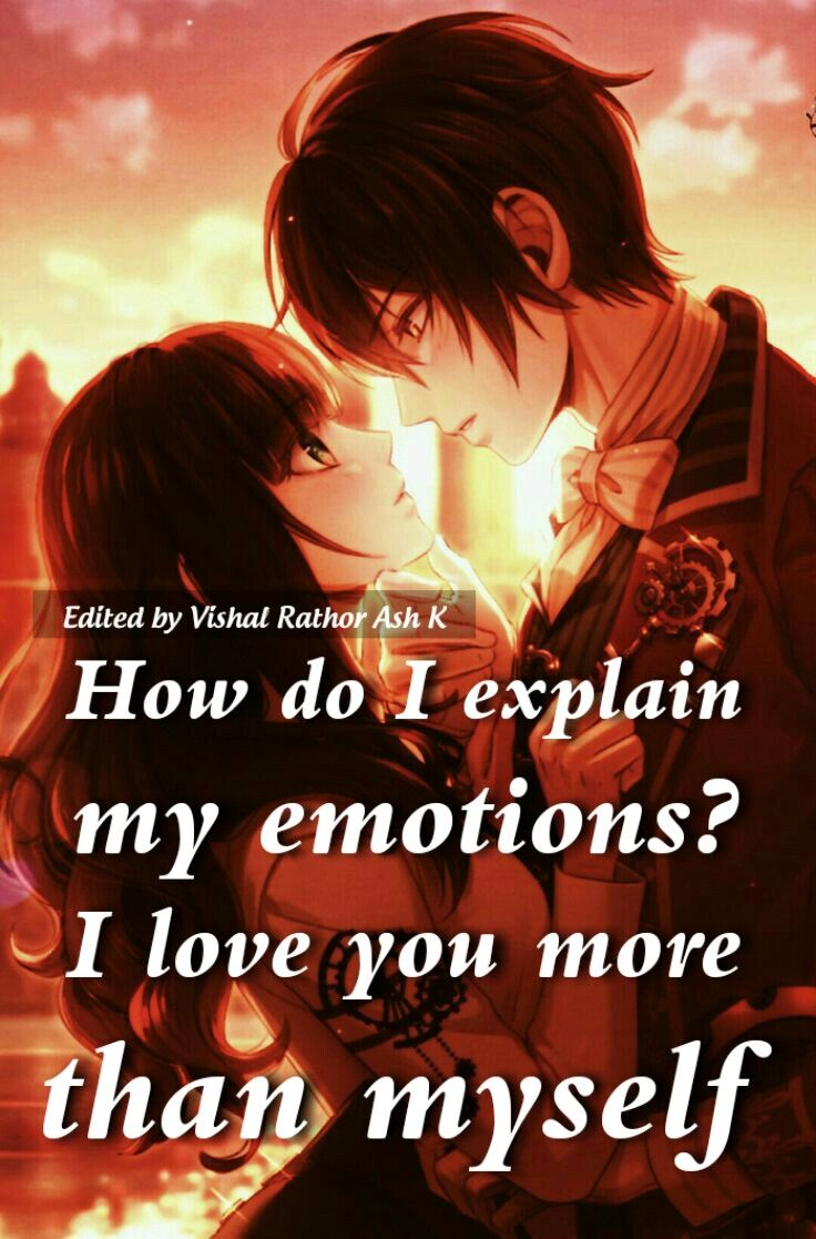 Quotes Anime About Love