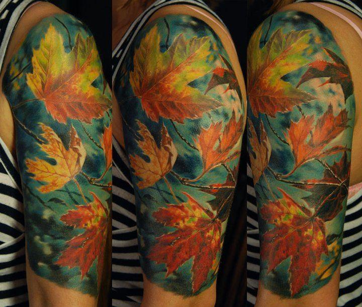 best 25 autumn tattoo ideas on pinterest fall leaves tattoo autumn illustration and maple. Black Bedroom Furniture Sets. Home Design Ideas
