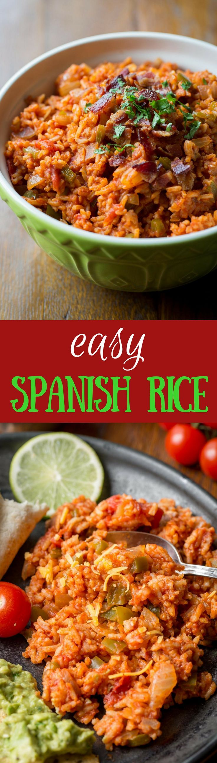 Spanish Rice | Recipe | Spanish rice, Spanish rice recipe ...