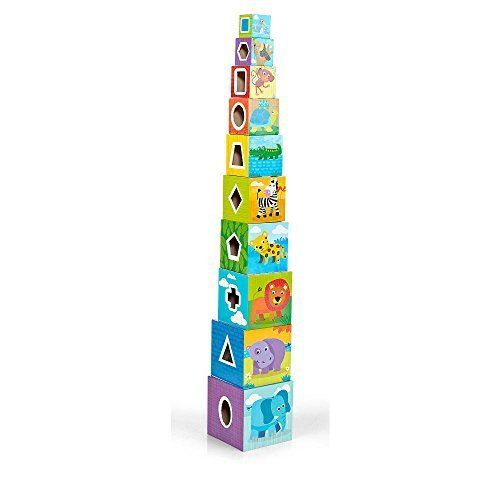 Imaginarium 5 Side Activity Stacking Cubes 19 Piece By Cube Toy Toy Store Toys R Us