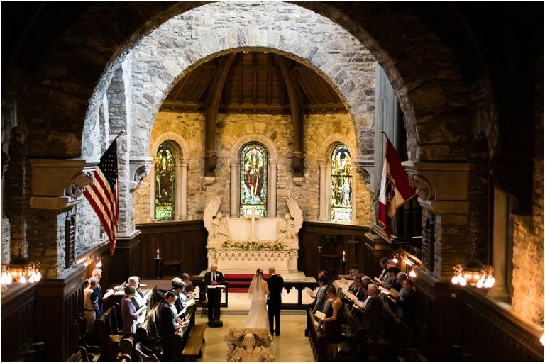 The Chapel At Pomfret School In CT Is Hands Down Most Unique