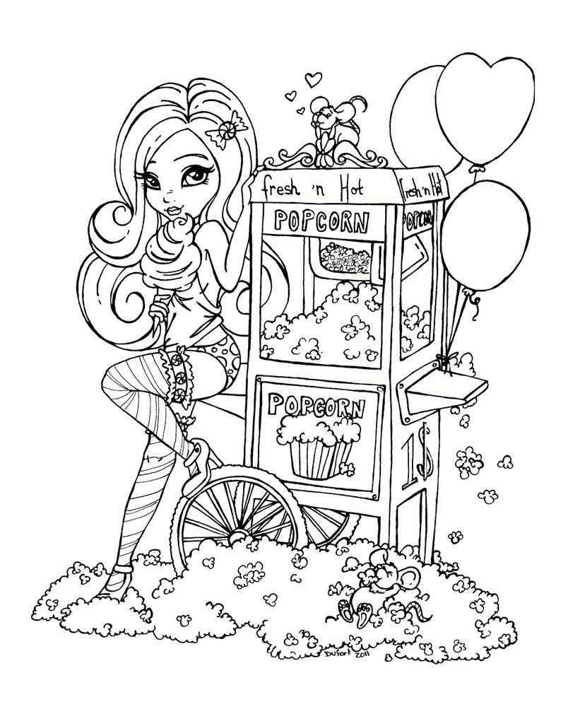 Pinkie Pie Colouring Page - Get Coloring Pages | 993x804