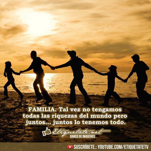 Imagenes Con Reflexiones De Una Familia Feliz Familia Unida