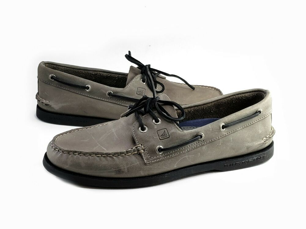 Sperry Top Sider Mens A/O Boat Shoes