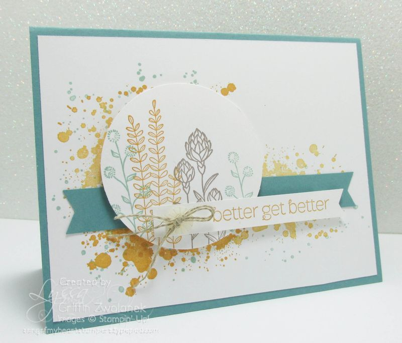 Stampin' Up! Featured Sale-A-Bration Set of the Week ...