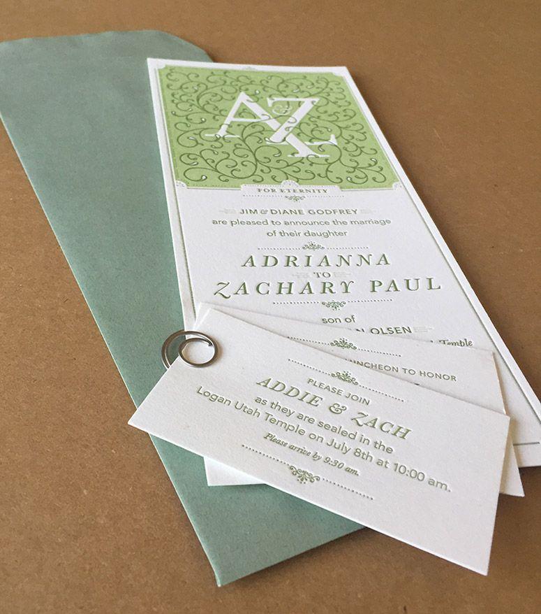 Ad u0026 Zach Wedding Materials 30 Lovely