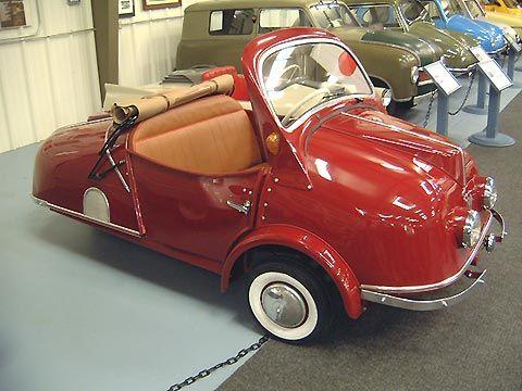 1955 Kroboth-Allwetterroller