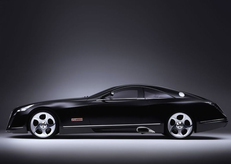 Mercedes-Benz Maybach Exelero – $8 Million most expensive car on
